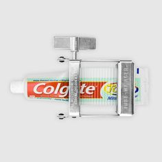 Industrial Strength Toothpaste Tube Wringer - Cool Material
