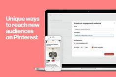 Reach people ready to take action with new targeting updates Social Media Tips, Social Networks, Social Media Marketing, Marketing Strategies, Digital Marketing, Pinterest For Business, Pinterest Marketing, Advertising, Social Media