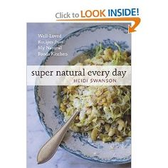 All natural cookbook