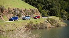 Comparison: Ford Escape vs. Honda CR-V vs. Mazda CX-5