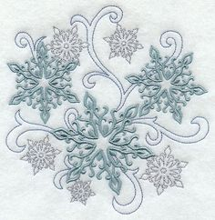 Machine Embroidery Designs at Embroidery Library! - Color Change - E8189