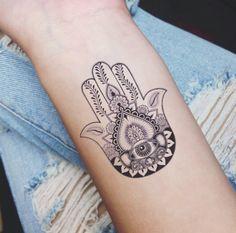58 new Ideas for eye tattoo placement hamsa hand - Tattoo Cool Wrist Tattoos, Love Tattoos, Body Art Tattoos, New Tattoos, Hand Tattoos, Tattoos For Guys, Tattoos For Women, Tattoo Ink, Swag Tattoo