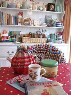 Can a Tea Cosy Make You Feel Cosy? - Curlew Country