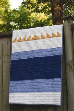 Memphis Quilt - Modern Quilts - Fort Cotton Quilt Co.