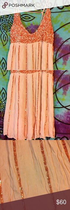 Free people dress Pink free people dress Free People Dresses Midi