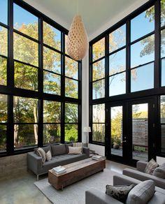 Dramatic windows