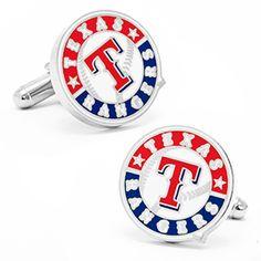 $59.95 Texas Rangers Cufflinks