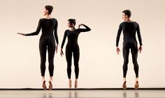 Programme 1 by Merce Cunningham Dance Company at the Barbican