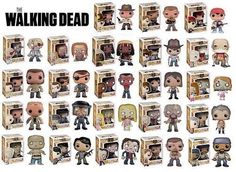 Funko POP! Television THE WALKING DEAD Vinyl FIGURE Collectible Series