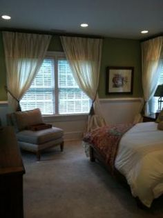 141 Best Bedroom Window Treatments images in 2012 | Diy ideas for ...