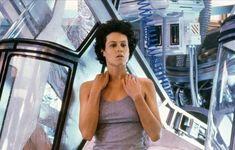 """Ellen Ripley in """"Aliens"""" (1986)"""