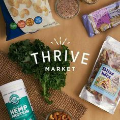 Get 25-50% off your favorite healthy, natural products when you shop @ThriveMKT. Check it out:
