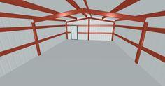 Cool 3D #marketing http://ift.tt/2yTV5qU #barn #workshop #greenhouse #garage #roofing #DIY