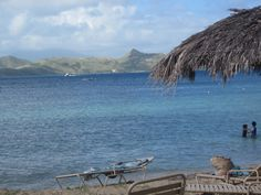 Oualie Beach Nevis December 2013