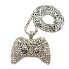 Xbox controller necklace