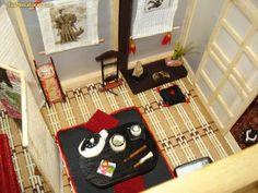 Cuarto Japonés en miniatura ~ Piratas de Ikea