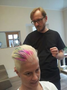 Hair styling  Joico Structure