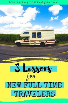 During our first week as full-time travelers - we hit a lot of road bumps (literally and figuratively). We made some big mistakes as RV newbies - and wanted to share so other full time travelers could avoid the same mistakes. Travel Hack, Budget Travel, Time Travel, Travel Tips, Rv Living, Frugal Living, Diy Rv, Bus Life, Remodeled Campers