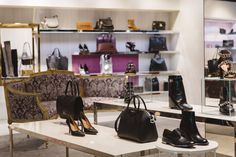 STEFFL Department Store Vienna - Women's Shoe Paradise  Credit: Maximilian Salzer Photography Department Store, Vienna, Shoe Rack, Paradise, Flooring, Photography, Home, Photograph, Shoe Racks