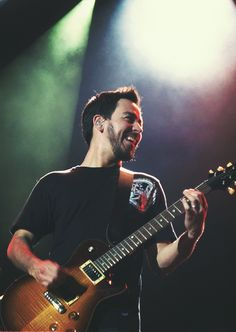 Mike Shinoda (that smile!)