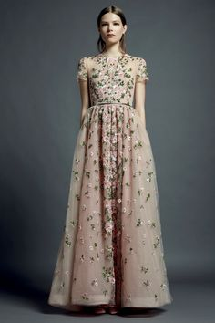 gorgeous dress!  Valentino Resort 2013