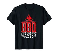 This BBQ Pitmaster Shirt ist the perfect gift for the grill master, meat smoker, barbecue chef or BBQ lover! Whether you like your butt rubbed or pork pulled - go feast upon grilled and smoked meat with this BBQ Pitmaster Tee. Awesome BBQ Pitmaster Shirt for any dad, grandpa, uncle, brother, brother in law, boyfriend, husband who loves their BBQ Grill. A great bbq gift idea for christmas, a birthday, an anniversary, or any other present giving occasion. Bbq Grill, Barbecue, Brother Brother, Bbq Gifts, Grill Master, Smoking Meat, Tees, Shirts, Law