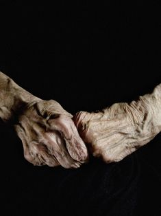 Alex Van Gelderland, Louise Bourgeois hands