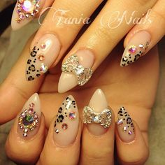 I want to do my nails like this