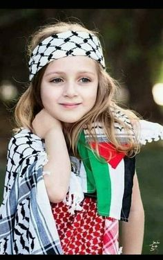 Palestine Girl, Palestine People, Palestine History, Girl Photography, Children Photography, Beauté Blonde, Cute Baby Girl Images, Cute Kids Fashion, Muslim Girls