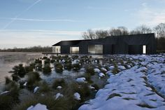 Image 1 of 10 from gallery of Great Fen Visitor Center Winning Proposal / Shiro Studio. Courtesy of Shiro Studio