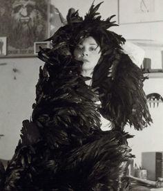 Leonor Fini,1946. Photo by  Horst P Horst