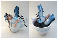 MISC GOODIES - Figurines - Amy Brown Fairy Art - The Official Gallery  I Need Coffee