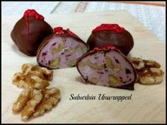 The Homestead Survival | Homemade Candy Recipe: Cherry Nut Truffles, Great Gift Idea | http://thehomesteadsurvival.com