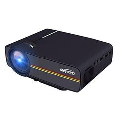 Video Projector Support 1080P 1200 Luminous Efficiency