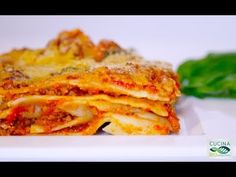 LASAGNE AL RAGÙ DI SEITAN - (Ricette Vegan di Cucina BioEvolutiva)