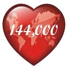 Bible Numbers:  1-144,000  Find out what each number means in the Bible.