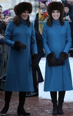 The second leg of the tour officially began when William and Kate landed in Norway atGardermoen Air Force Base, outside Oslo. The Duke...