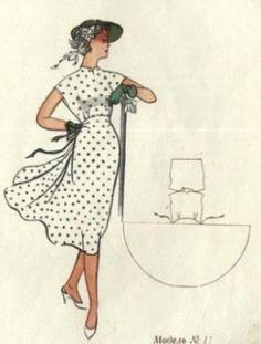 Модели простого кроя. Брошюра 1958 года! — HandMade