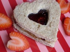Party Food Ideas for Kids Valentines Day
