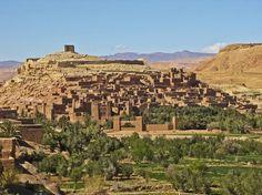 Ait Ben Haddou, Morocco