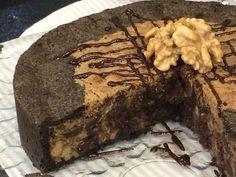 Torta de Nozes para seu jantar de última hora (Foto: TV Globo)