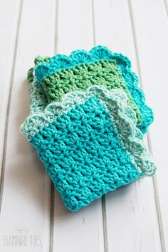 Free Crochet Dishcloth Pattern must make!