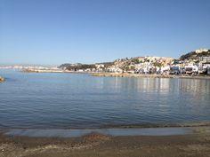 Playa de Pedregalejo, Málaga / Pedregalejo beach, Málaga
