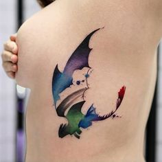 work by @georgiagreynyc @bangbangnyc #amazing #tattooblog #sideboob #sideboobtattoo #inked #tatuagem #tat #tattoos #inkedgirls #tatuaje #tatuajes #tatuadores #tattooartist #art #dragon #got #dragontattoo #tatuagensfemininas
