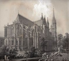 Gallery of AD Classics: Royal Basilica of Saint-Denis / Abbot Suger - 2