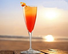 Sunset Cocktail Recipe #cocktail #cocktails #drink #drinks #alcohol