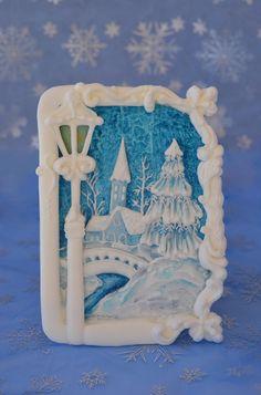 Одноклассники Christmas Tree Cookies, Christmas Candy, Gingerbread Cookies, Cute Cupcakes, Cupcake Cookies, Sugar Cookies, Dessert Illustration, Christmas Illustration, Sweet Cookies