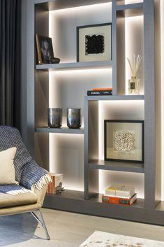 natural home design Living Room Partition, Room Partition Designs, Living Room Tv, Home And Living, Modern Living, Room Interior, Home Interior Design, Flur Design, Home Decor Furniture