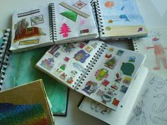 a few ideas on journaling with children- from homeschooling-ideas.com- not my favorite site but good tips
