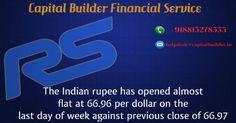 #CapitalBuilder #Rupee #Upadtes 23 FEB 2017 For more information ✆ 📱+918815278555  or Visit https://www.capitalbuilder.in/